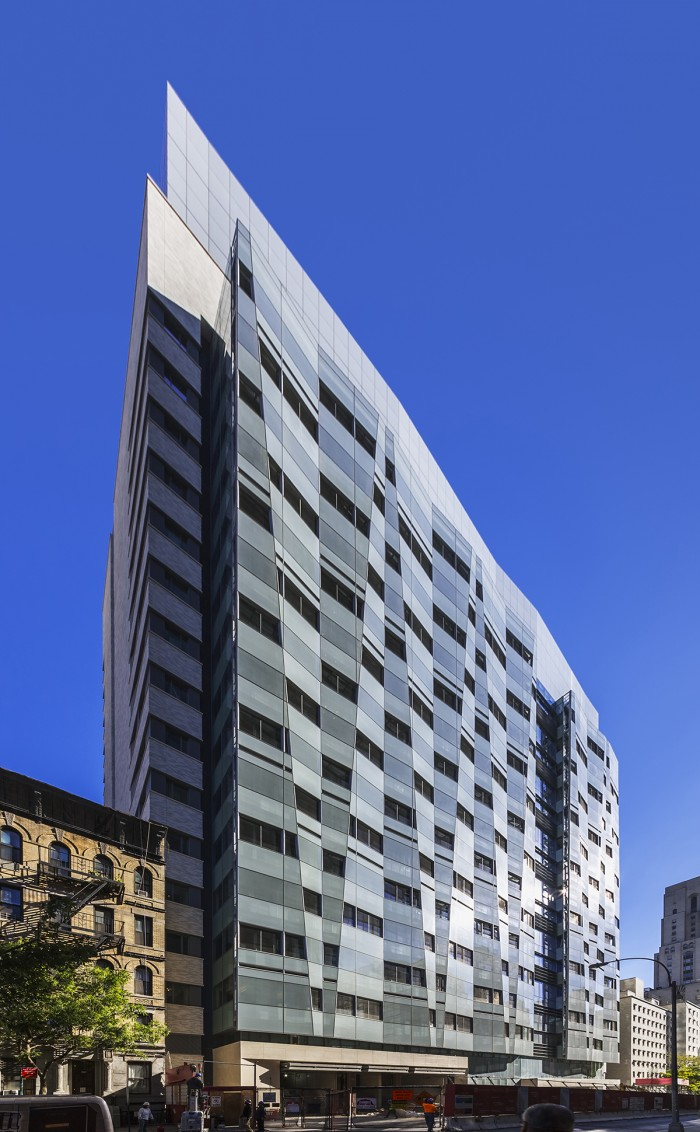Weill Cornell Medical College, Belfer Research Building, Location: New York NY, Architect: Ennead Architects